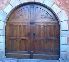 Door 2.0 - Bolzano, Italy.  by clarebearhh