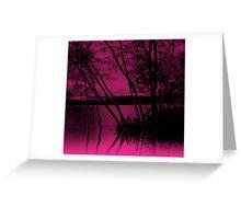 Lake  Waywayanda  at    Rest                     Greeting Card
