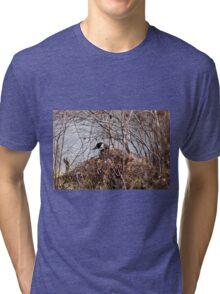 Mother goose Tri-blend T-Shirt