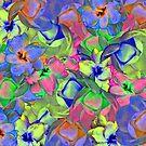 Super Pastel Mag and Gards Duvet by GolemAura