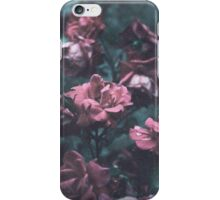 Pale Flowers Design iPhone Case/Skin