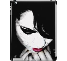 Dark doll iPad Case/Skin