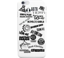 Band College iPhone Case/Skin