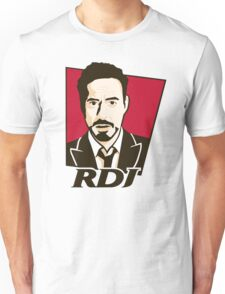 Robert Downey Jr. - KFC Logo Unisex T-Shirt