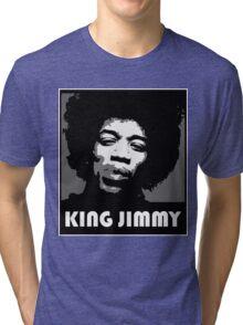 KING JIMMY Tri-blend T-Shirt