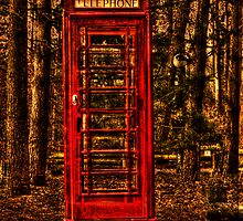 Telephone Box by James Rutherford
