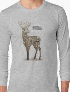 Robodeer3000 Long Sleeve T-Shirt