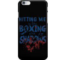 The Night Hunter iPhone Case/Skin