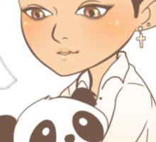 EXO Panda Tao Sticker