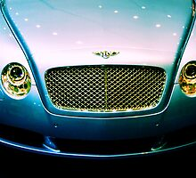Bentley by Bob Wall