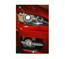 BMW 1 Art Print