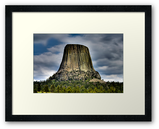 Devil's Tower by Jonathan Bartlett