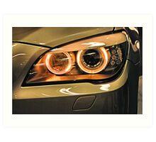 BMW 2 Art Print