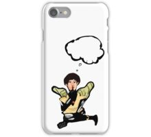 What's Wasp thinking? iPhone Case/Skin