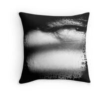 Darkness eye Throw Pillow