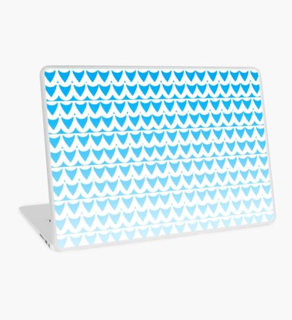 Cerulean Scale  Laptop Skin