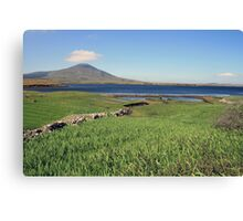 County Mayo landscape 2 Canvas Print