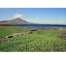 County Mayo landscape 2 Photographic Print