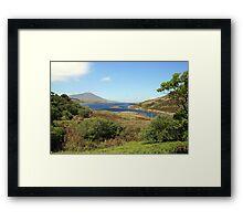 County Mayo landscape 3 Framed Print