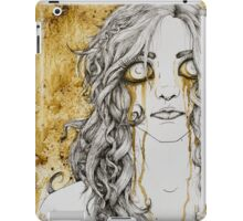 Coffee Tears iPad Case/Skin