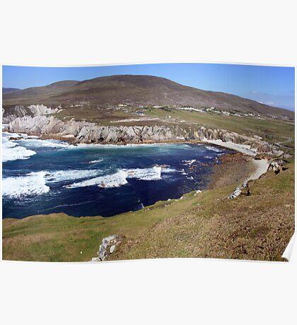 Achill Island Poster