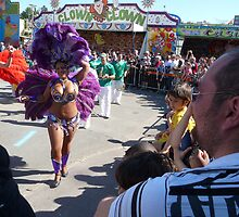 Carnival Feathers by HELUA