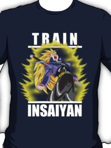 Train Insaiyan - Trunks T-Shirt