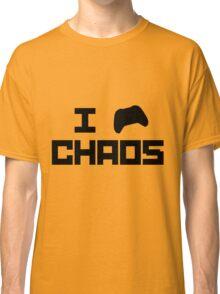I Game Chaos [Black] Classic T-Shirt
