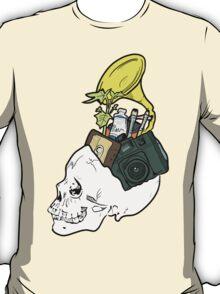 In My Skull Made of Bones  T-Shirt