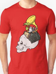 In My Skull Made of Bones  T-Shirt
