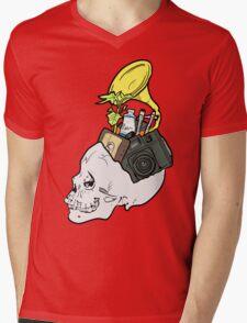 In My Skull Made of Bones  Mens V-Neck T-Shirt