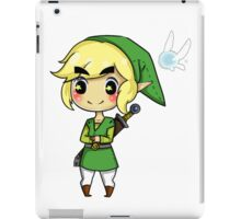 Wind Waker Link chibi iPad Case/Skin