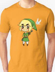 Wind Waker Link chibi Unisex T-Shirt