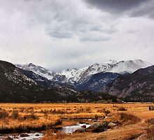 Mountain Landscape #2 by rbailsjeffrey