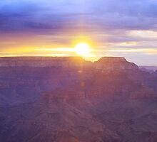 Grand Canyon Sunrise #1 by rbailsjeffrey