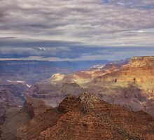 Grand Canyon by rbailsjeffrey