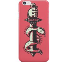 The Warrior iPhone Case/Skin