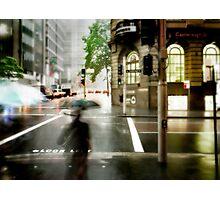 Sydney Downpour Photographic Print