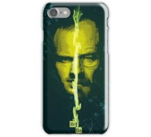 Breaking bad Heisenberg and jesse pinkman portrait  iPhone Case/Skin