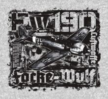 Fw 190 by deathdagger