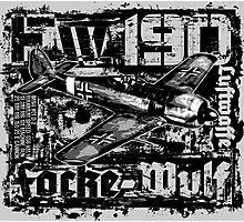 Fw 190 Photographic Print