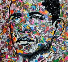 Barack O. Paisley by Urban Digitz