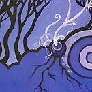 The Purple woods by Rootedbeauty