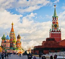 Calendar Moscow Kremlin 2015 and 2016. November by luckypixel
