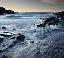 collieston sunrise by codaimages