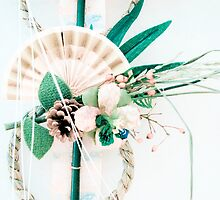 Traditional Japanese New Year decoration  by komashyaru