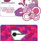 Business Card Designs by ashleydhnoa