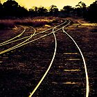 Make Tracks by Dean Gale