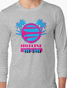 Hotline Miami: Vice Long Sleeve T-Shirt