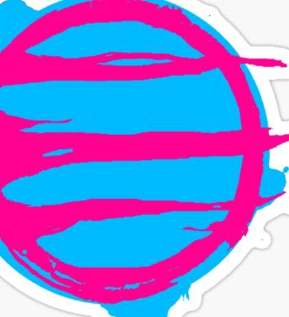Hotline Miami: The mark Sticker